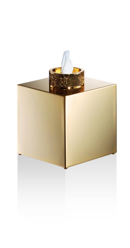 Gold / Swar Tissue Box-1