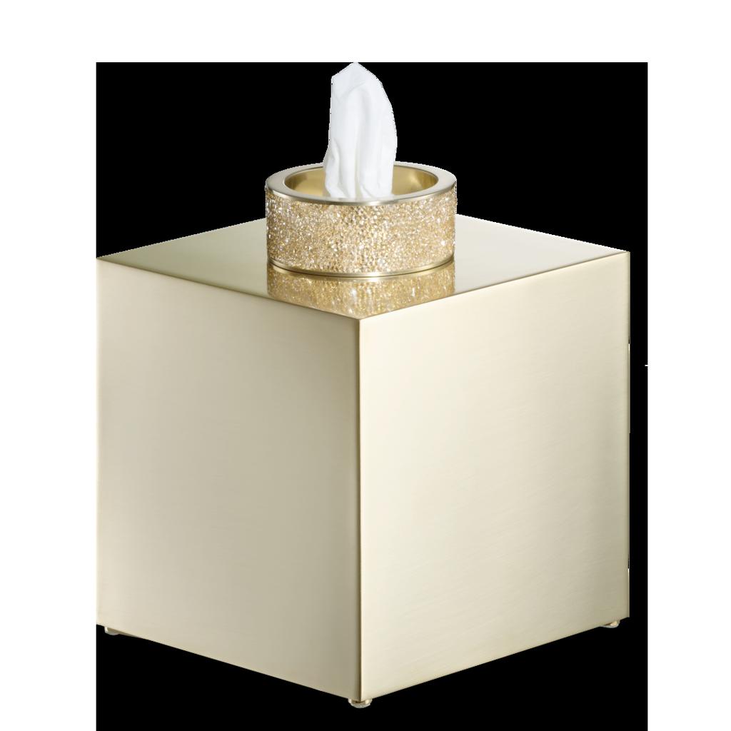 Gold / Swar Tissue Box-2