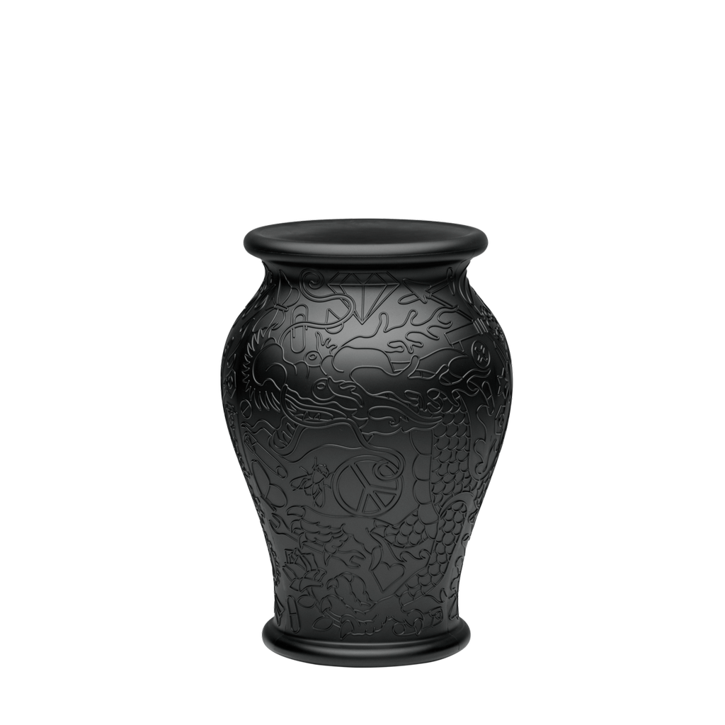 Vase Ming Black-2