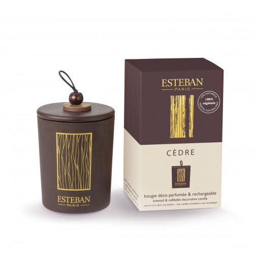 ESTEBAN - Cedar candle 170gr-1