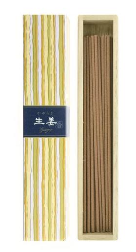 Kayuragi Ginger Incense-1