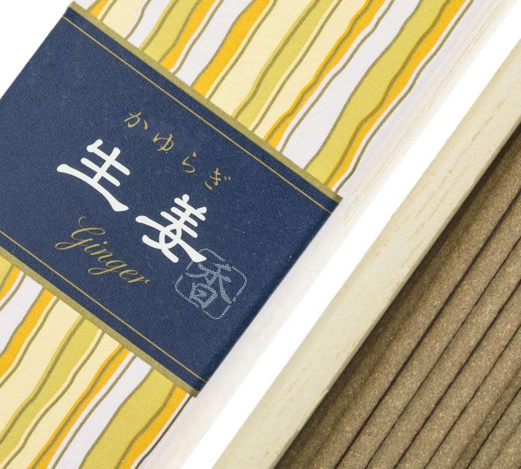 Kayuragi Ginger Incense-3
