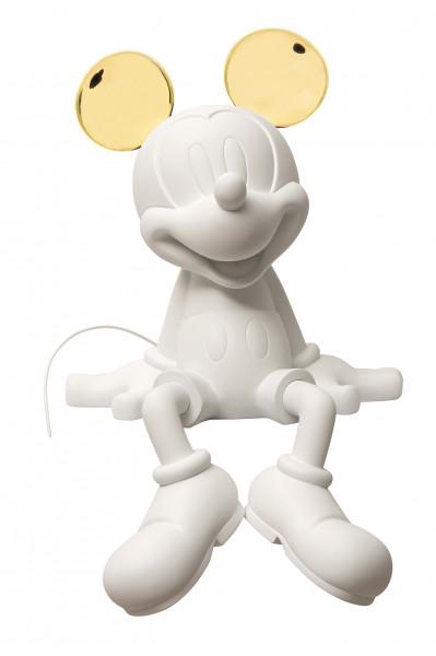 LEBLON DELIENNE - Mickey by Kelly Hoppen White / Gold 48cm-1