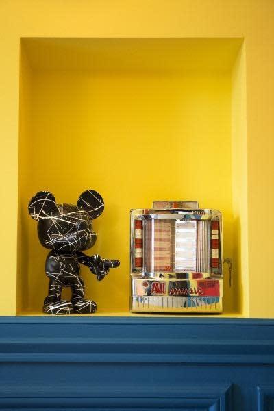 LEBLON DELIENNE - Mickey Graf 40cm-4