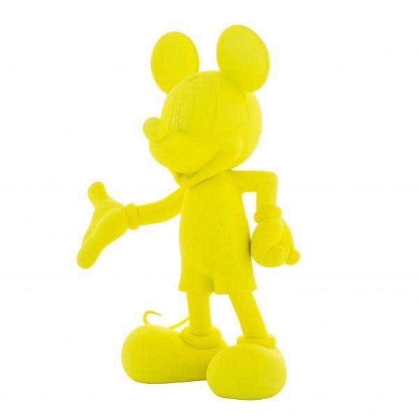 LEBLON DELIENNE - Mickey Welcome Neon Yellow 30cm-2