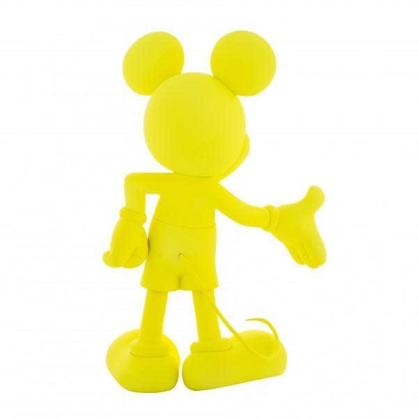 LEBLON DELIENNE - Mickey Welcome Neon Yellow 30cm-3