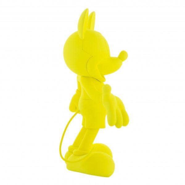 LEBLON DELIENNE - Mickey Welcome Neon Yellow 30cm-4