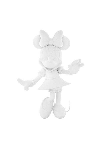 Minnie Welcome Blanc Mat 30cm