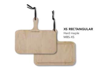 Rectangular Bread Board Maple XS-2
