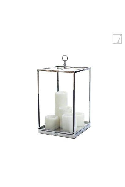 Lantern 5 Candles LED