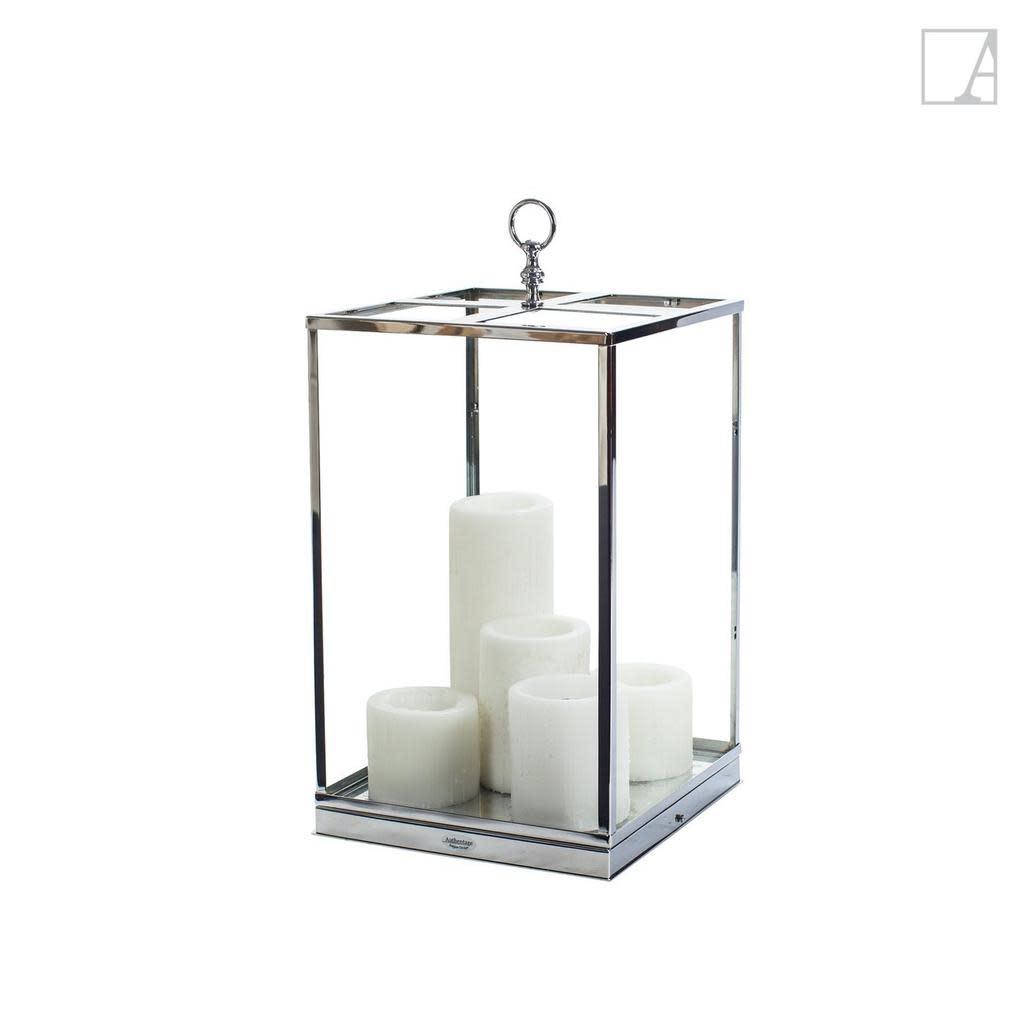Lantern 5 Candles LED-1