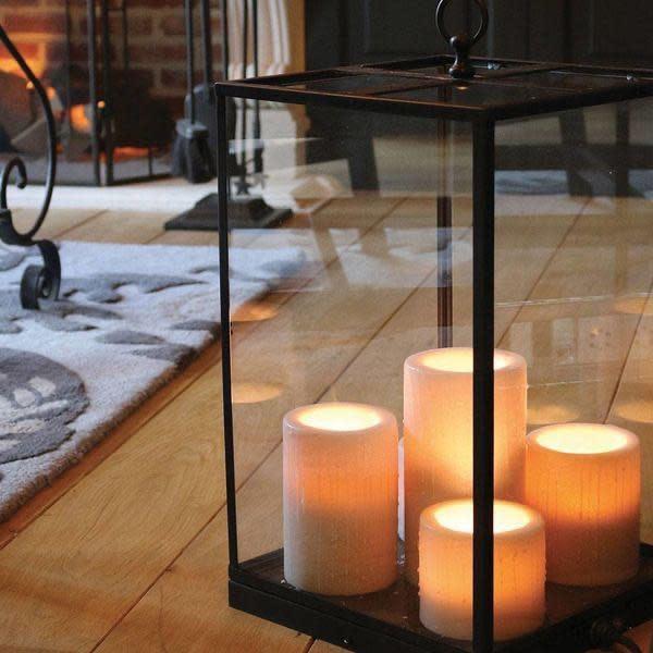 Lantern 5 Candles LED-3