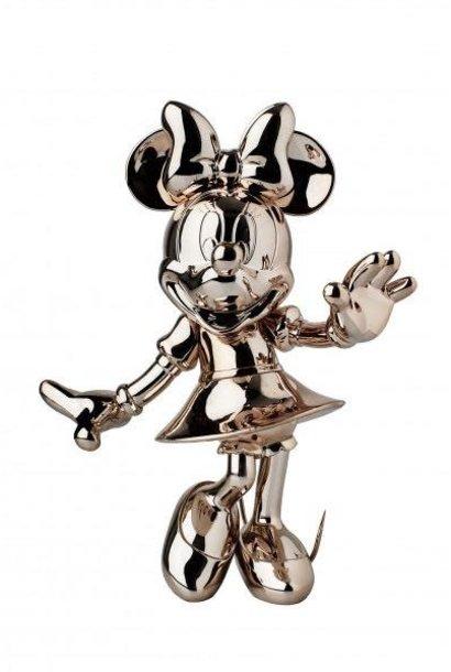 LEBLON DELIENNE - Minnie Welcome Chrome Rose Gold 30cm