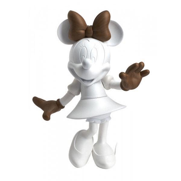 LEBLON DELIENNE - Minnie Welcome Wood 30cm-1