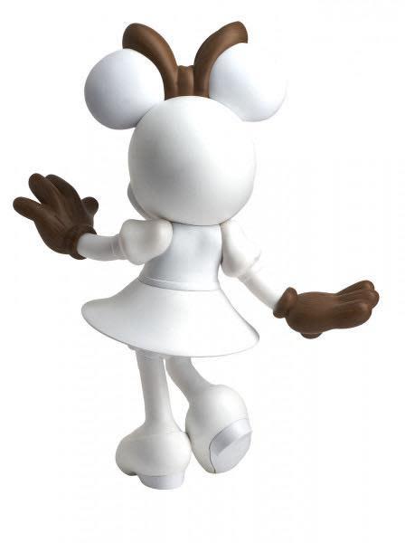 LEBLON DELIENNE - Minnie Welcome Wood 30cm-3