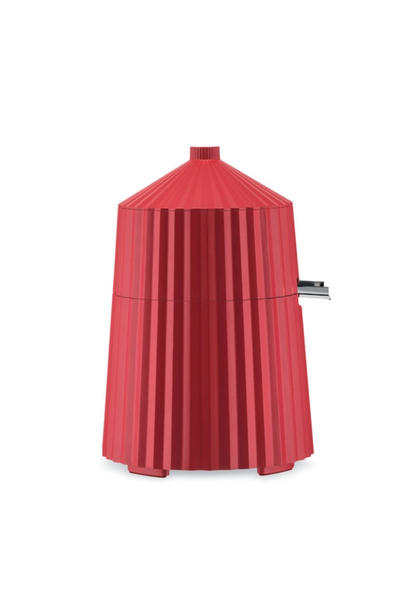 Red Pleated Citrus Press