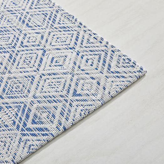 Mosaic Blue Placemat 36x48cm-3