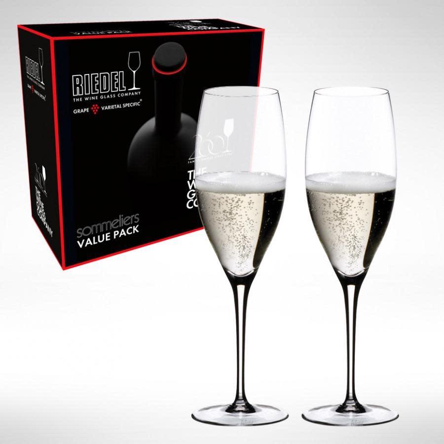 Cuvée Prestige Champagne 2 Pcs-2