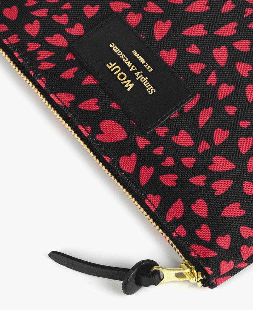 WOUF - Pouch L Hearts-3