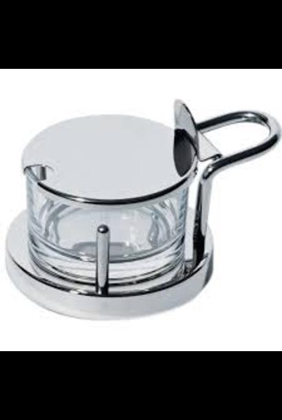 Glass Cheese Pot