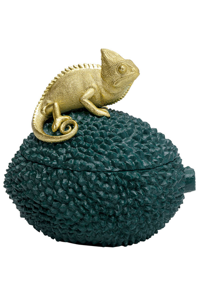 KARE DESIGN - Decorative Box Chameleon 20cm