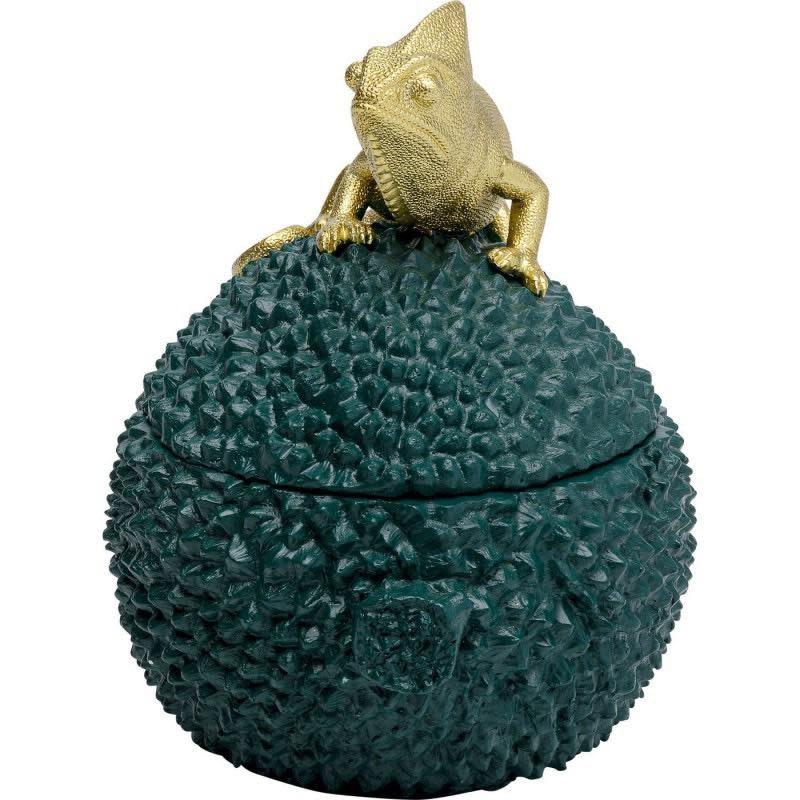 KARE DESIGN - Decorative Box Chameleon 20cm-3