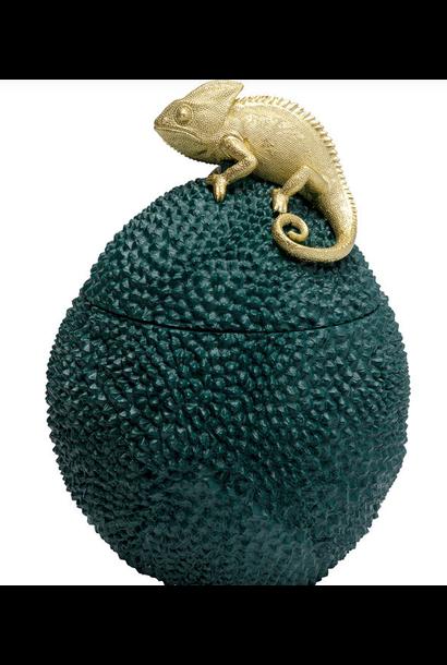 KARE DESIGN - Decorative Box Chameleon 34cm