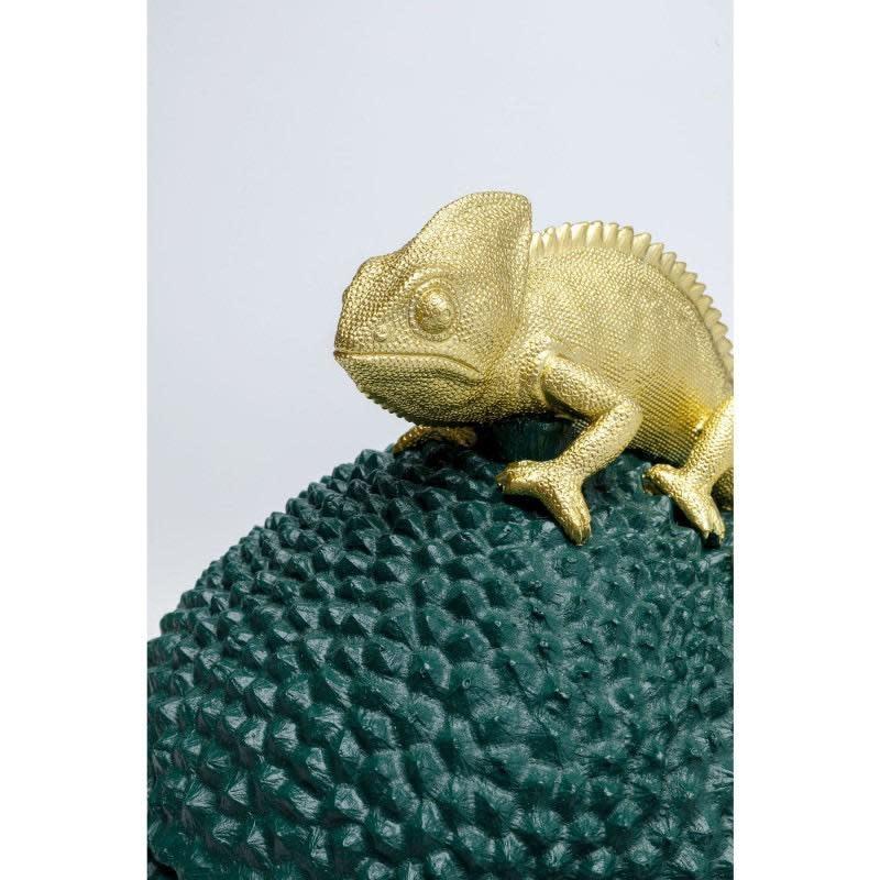 KARE DESIGN - Decorative Box Chameleon 34cm-2