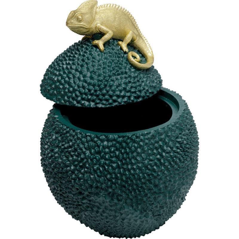 KARE DESIGN - Decorative Box Chameleon 34cm-6