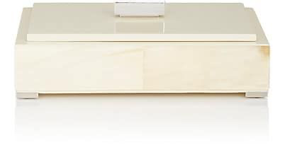 Mailbox Ivory Horn 28cm-1