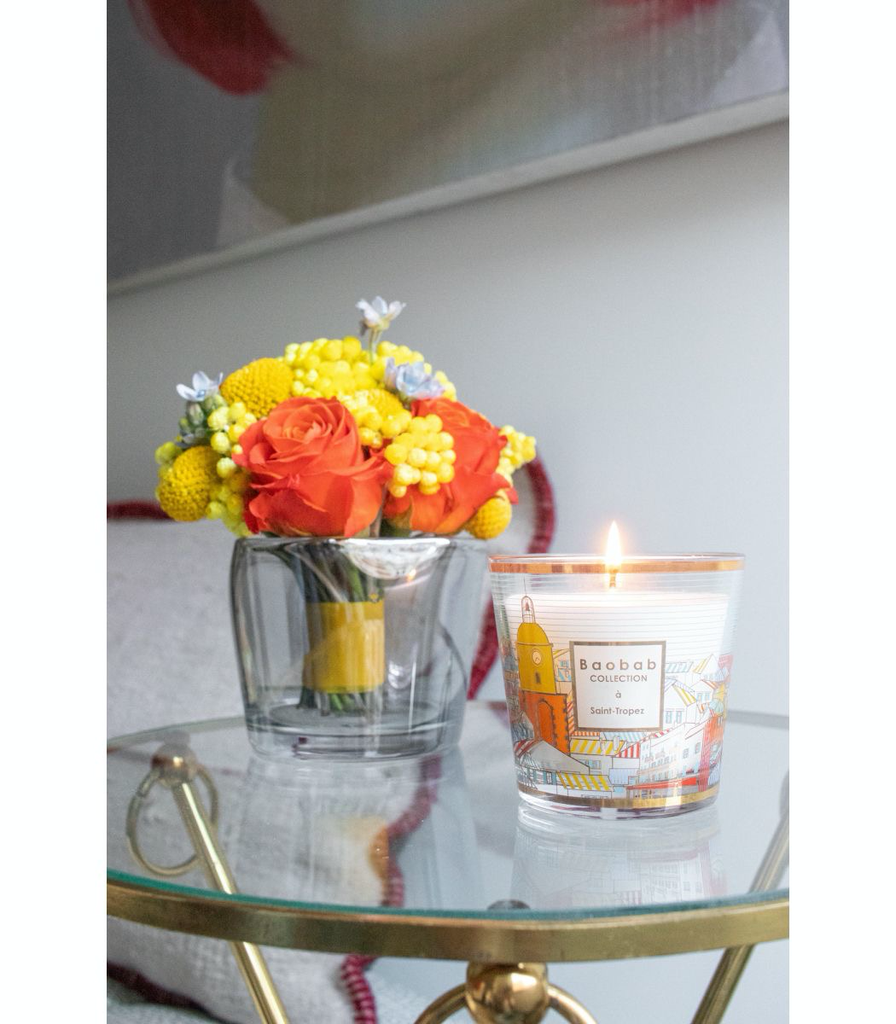 Candle My First Baobab St Tropez-3
