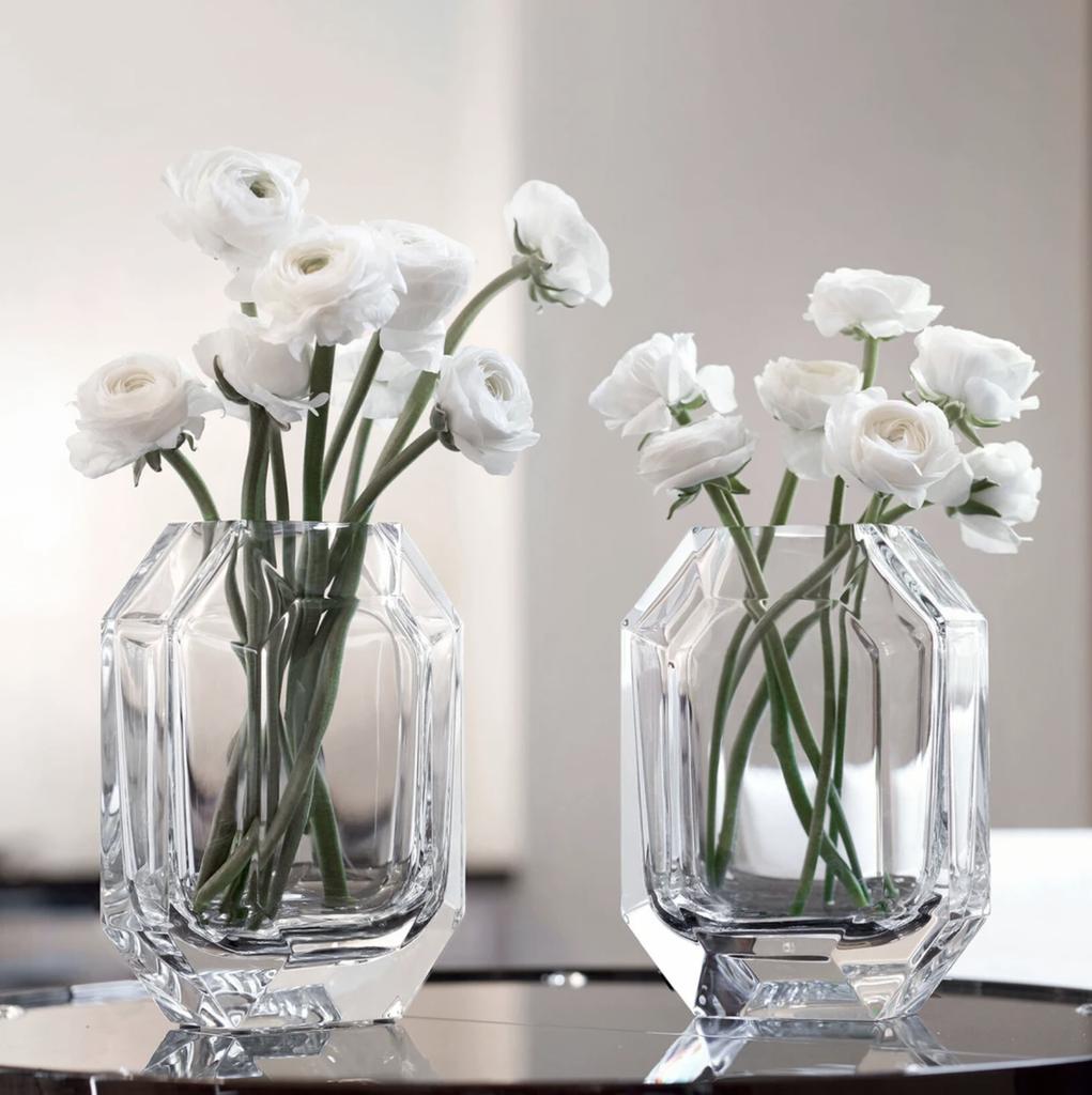 Vase Octogon 25cm-3