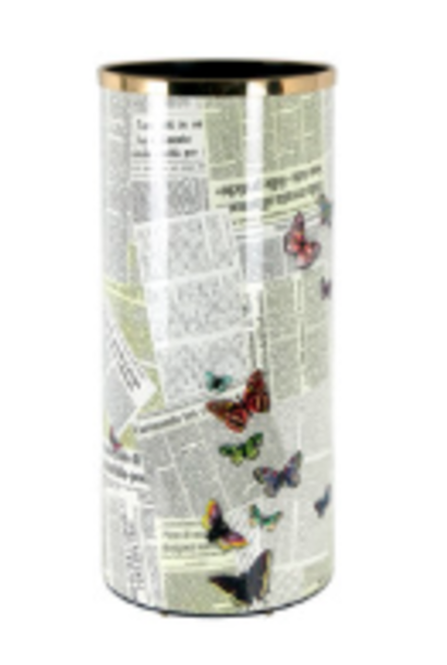 FORNASETTI - Ultimate Notizie Umbrella Holder