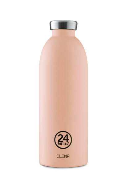 Bottle Thermos Clima Stone Dusty Pink 85cl