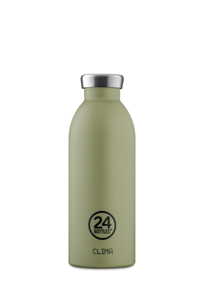 Bouteille Thermos Clima Stone Sauge 50cl