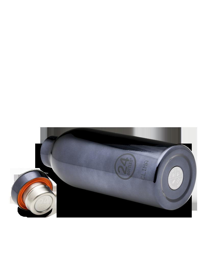 24 BOTTLES - Bottle Thermos Clima Black Radiance 33cl-3