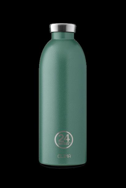 Bottle Thermos Clima Vert Mousse Rustique 85cl