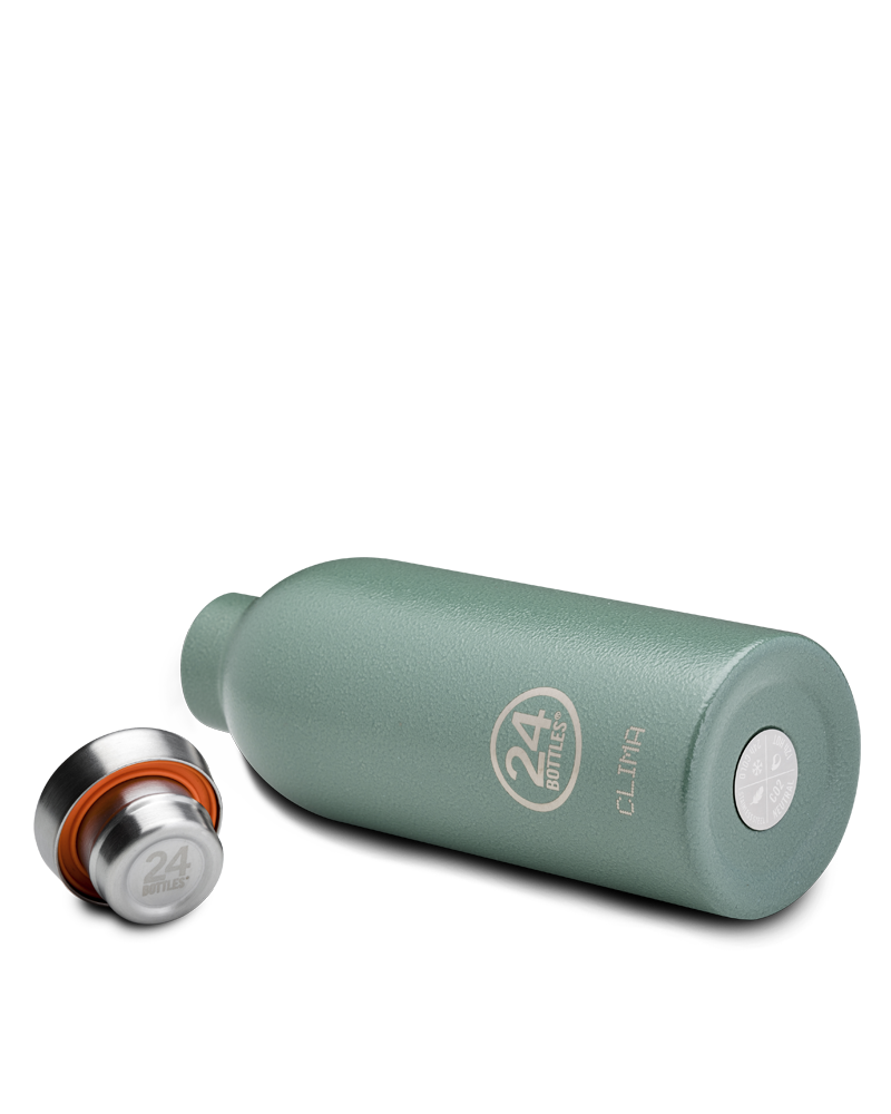 Bottle Thermos Clima Vert Mousse Rustique 85cl-3