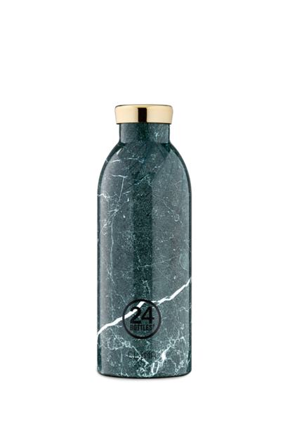 Bottle Thermos Clima Marbre Vert 50cl