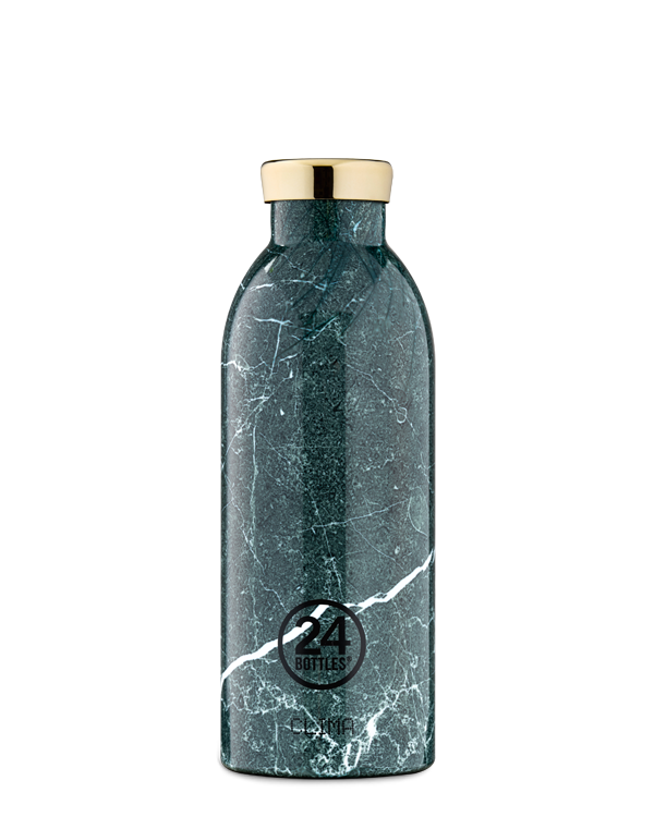 Bottle Thermos Clima Marbre Vert 50cl-1
