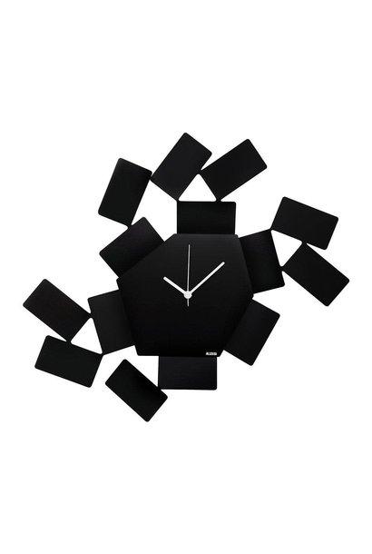 Horloge Murale Stanza Noir