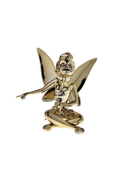 Tinker Bell Chromed Gold 18cm