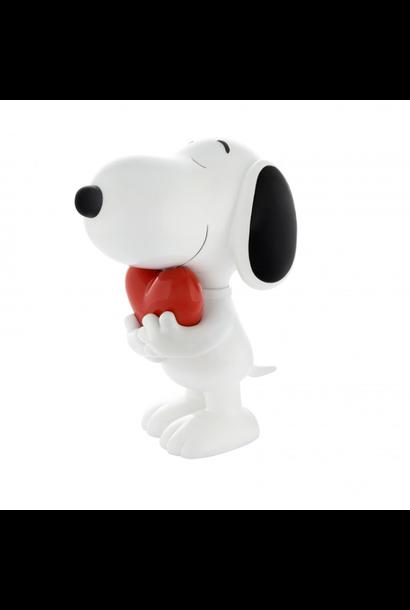 Snoopy Coeur Laque Original 27cm