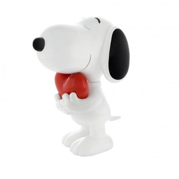 Snoopy Heart Lacquer Original 27cm-3