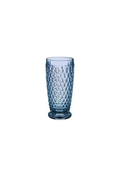 Verre Soda Boston Bleu