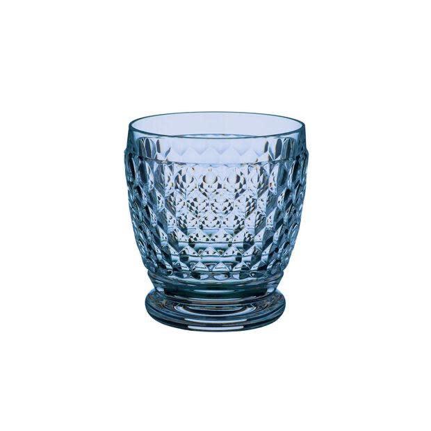Glass Boston Blue-1