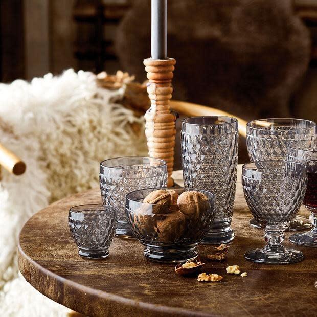 VILLEROY & BOCH - Smoked Boston Shot Glass-2