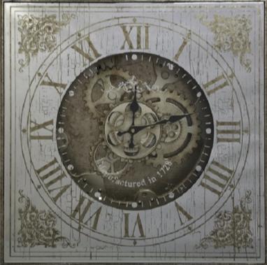 Cabret Wall Clock 45cm-1