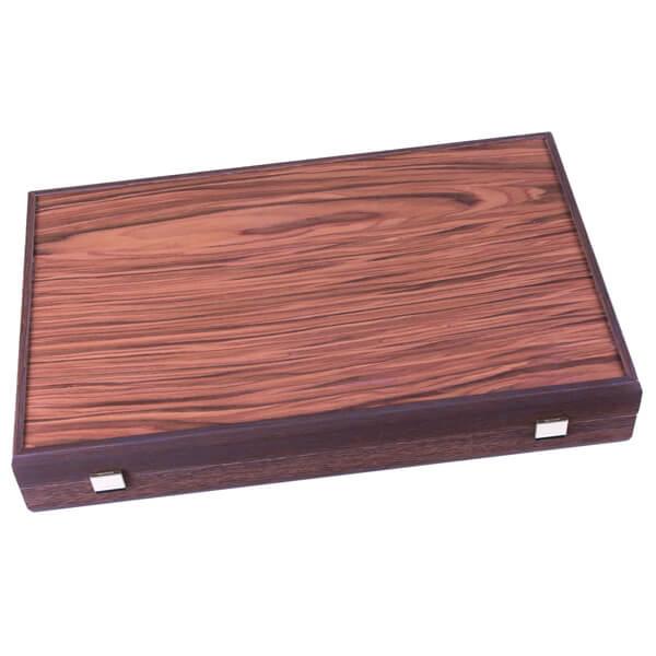 Brown Wood Backgammon Games-3