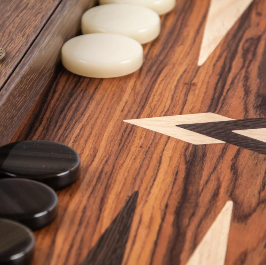 Brown Wood Backgammon Games-5